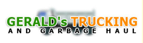 Gerald's Trucking & Garbage Haul - logo